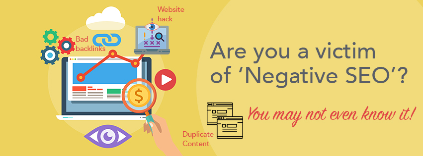 How to Deal With Negative SEO - Pure Design Solution